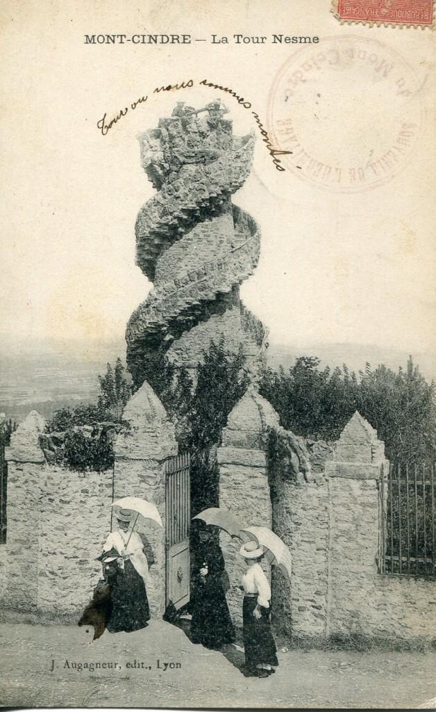 La tour Nesme