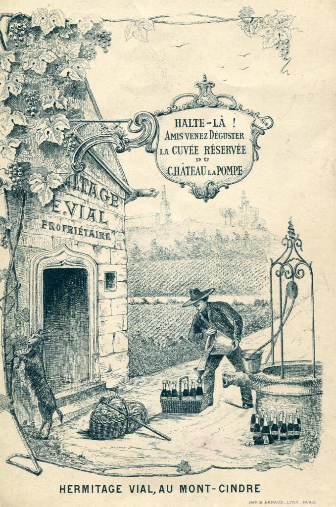Château la pompe