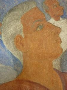 Autoportrait Louis Touchagues