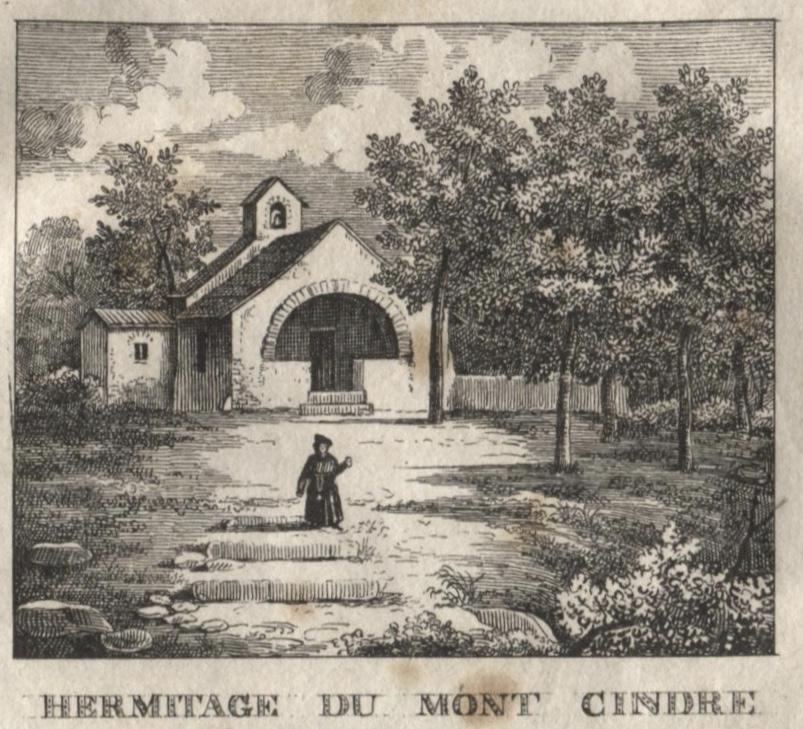 L'ermitage du Mont Cindre