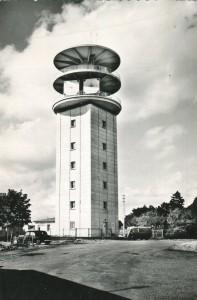 La tour hertzienne